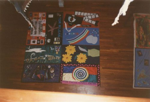 Photo of Quilt Block