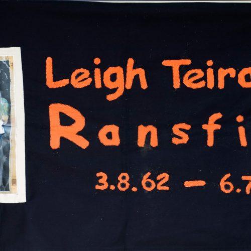Leigh Teirawhiti Ransfield