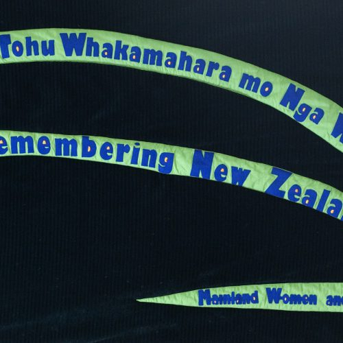 'Remembering New Zealand Women'